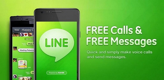 Download Line App