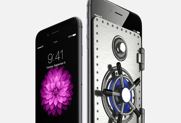 Secure your iPhone