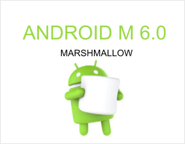 Android M 6.0 Marshmallow