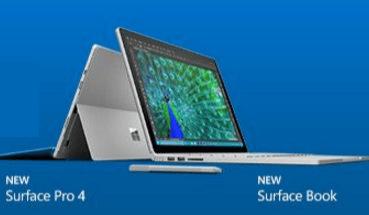 Microsoft Surfaces